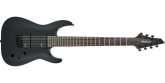 Jackson Guitars - JS Series Dinky Arch Top JS22-7 DKA HT 7-String Electric - Gloss Black