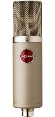 MA-200 Large-diaphragm Condenser Microphone - Satin Nickel