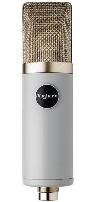 MA-201fet Large-Diaphragm Condenser Microphone - Vintage Gray