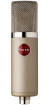 Mojave Audio - MA-300 Multi-Pattern Tube Condenser Microphone - Satin Nickel