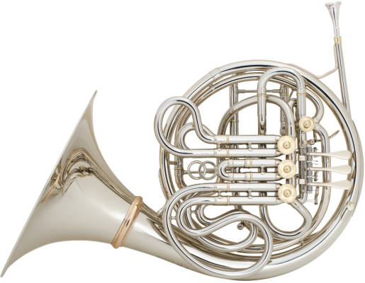 V8DS Vintage Professional Double French Horn with Detachable Bell