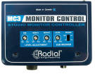 Radial - MC3 Studio Monitor Controller