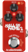 TC Electronic - Hall of Fame 2 Mini Reverb Pedal