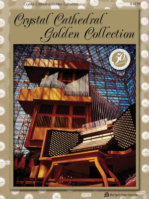 Crystal Cathedral Golden Collection - Thallander - Organ - Book