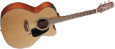 Takamine - Pro Series 1 Acoustic/Electric - Jumbo CA