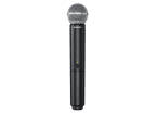 Shure - BLX2/SM58 Wireless Handheld Transmitter with SM58 Capsule (H11: 572-596 MHz)