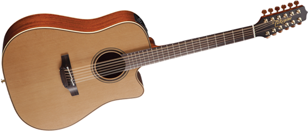 takamine pro series 3 acoustic electric 12 string dreadnought ca long mcquade musical. Black Bedroom Furniture Sets. Home Design Ideas