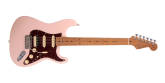 Fender - FSR American Professional Stratocaster, Roasted Maple Fingerboard - Shell Pink