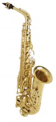 Intermediate Alto Sax w/Bam Case