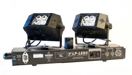 LP Series Dimmer Bar w/2 LED Heads