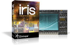 Iris Sample Based Software