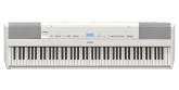 Yamaha - P-515 88-Key Digital Piano w/Speakers - White