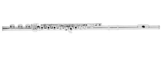 2000 Series Open Hole B Foot Flute - Offset G