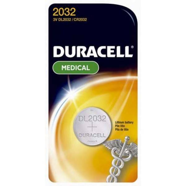 Duracell 3V CR2032 Lithium Battery - Long & McQuade