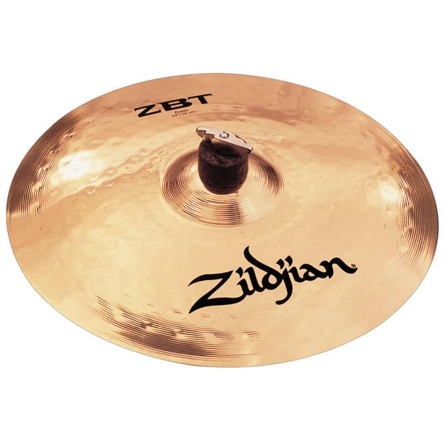Zildjian Zbt Series 16 Inch Crash Long Amp Mcquade