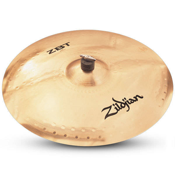 zildjian zbt series 20 inch ride long mcquade musical instruments. Black Bedroom Furniture Sets. Home Design Ideas