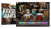 Toontrack - Kicks & Snares EZX - Download