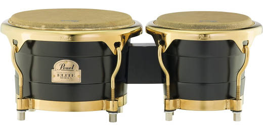 Elite Series 7''/9'' Bongos - Satin Black