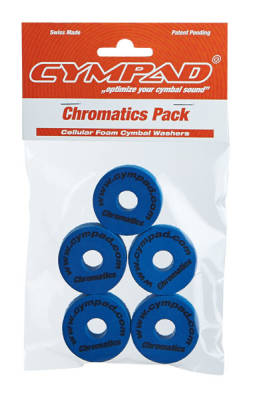 Chromatics Set 40x15mm (5 pcs) - Blue