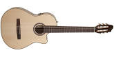 Godin Guitars - Arena Mahogany CW Q1T Acoustic/Electric Nylon Guitar