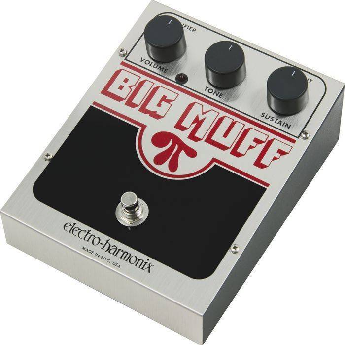 electro harmonix big muff pi usa long mcquade musical instruments. Black Bedroom Furniture Sets. Home Design Ideas