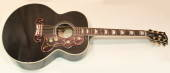 Gibson Custom Shop - SJ-200 Super Jumbo Acoustic - Standard - Ebony Finish