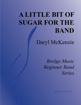 A Little Bit of Sugar for the Band - McKenzie - Jazz Ensemble - Gr. 1