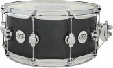 Drum Workshop - Design Series 6.5x14 Maple Snare - Iron Satin Metallic