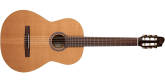 Godin Guitars - Etude Cedar/Cherry Nylon Acoustic/Electric Guitar with Q1T