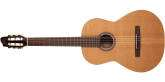 Godin Guitars - Etude Cedar/Cherry Nylon Acoustic/Electric Guitar with Q1T, Left-Handed
