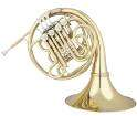 Eastman Winds - Professional Double French Horn with Geyer Wrap, Removable Bell - Lacquer