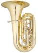 Eastman Winds - Professional 4 Valve BBb Tuba with 19 3/4 Bell - Lacquer