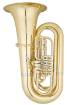 Eastman Winds - Professional 4 Rotary Valve BBb Tuba with 17 3/4 Bell - Lacquer
