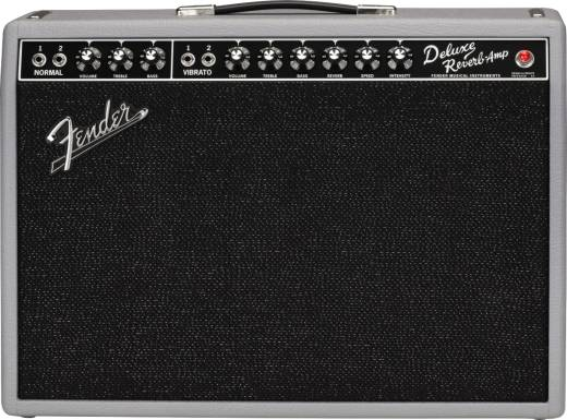 2020 Limited Edition '65 Deluxe Reverb Amp with Celestion Redback - Slate Gray