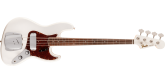 Fender - 60th Anniversary Jazz Bass, Rosewood Fingerboard - Arctic Pearl