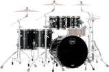 Mapex - Saturn Evolution 5-Piece Shell Pack (22, 10, 12, 14, 16) - Piano Black