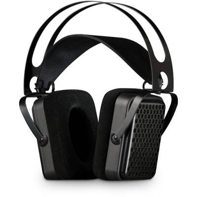 Planar Open-back Headphones - Black