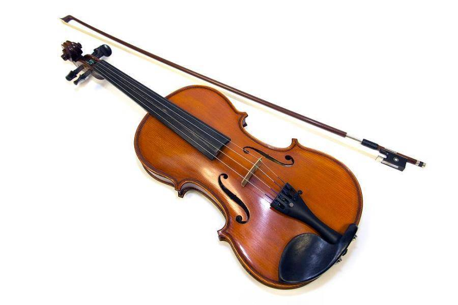 carlton cvn100 4 4 violin outfit long mcquade. Black Bedroom Furniture Sets. Home Design Ideas