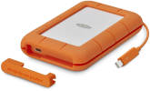 LaCie - Rugged Thunderbolt/USB-C Portable Hard Drive - 2TB