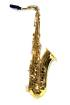 Lacquered Tenor Saxophone w/Case