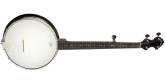 Gold Tone - AC-Traveler Travel-Scale Composite 5-String Banjo with Gig Bag