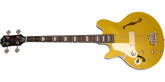 Epiphone - Jack Casady Bass, Left-Handed - Metallic Gold