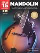 Hal Leonard - First 15 Lessons: Mandolin - Sokolow -  Book/Media Online