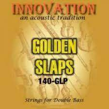 innovation strings golden slap double bass strings long mcquade musical instruments. Black Bedroom Furniture Sets. Home Design Ideas