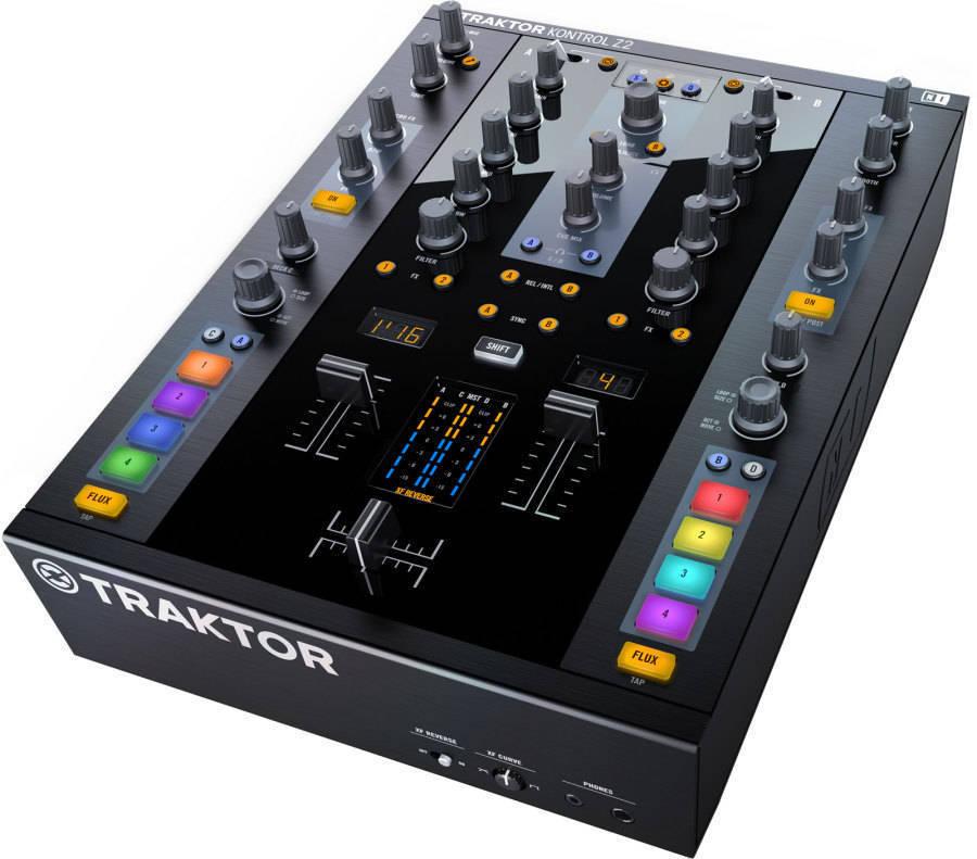 Native Instruments - Kontrol Z2 Crossgrade DJ Mixer/Controller