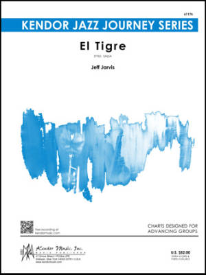 El Tigre - Jarvis - Jazz Ensemble - Gr. Medium