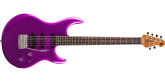 Ernie Ball Music Man - Luke III HSS, Rosewood Fingerboard with Case - Fuschia Sparkle