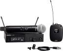 Shure - SLXD124/85 Digital Wireless Microphone System, Frequency - G58