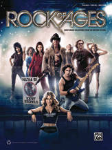 Rock Of Ages Movie Selections (PVG)