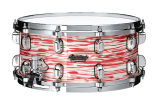 Tama - Starclassic Maple 8x14 Snare - Red and White Oyster